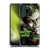 Head Case Designs sous Licence Officielle Batman Arkham Asylum Joker 2 Art Clé Coque en Gel Doux...
