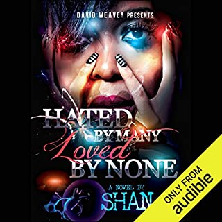 Hated by Many, Loved by None audiobook cover art