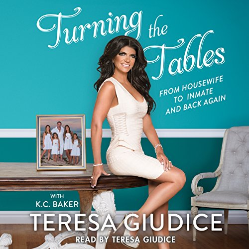 Turning the Tables audiobook cover art