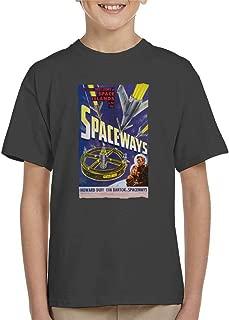 Hammer Horror Films Spaceways Movie Poster Kid's T-Shirt