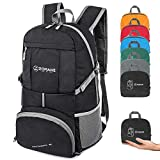 ZOMAKE Lightweight Hiking Travel Backpack Water Resistant Packable Backpack Daypack for Women Men
