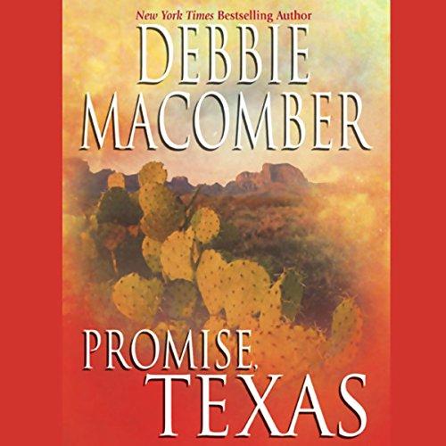 Promise, Texas audiobook cover art