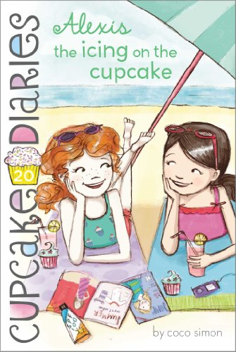 Alexis The Icing On The Cupcake Cupcake Diaries Book 20 Kindle Edition By Simon Coco Children Kindle Ebooks Amazon Com