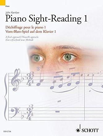 John Kember Piano Sight-Reading: A Fresh Approach