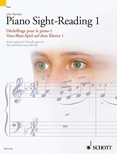 John Kember - Piano Sight-Reading - Volume 1: A Fresh Approach (The Sight-Reading Series)