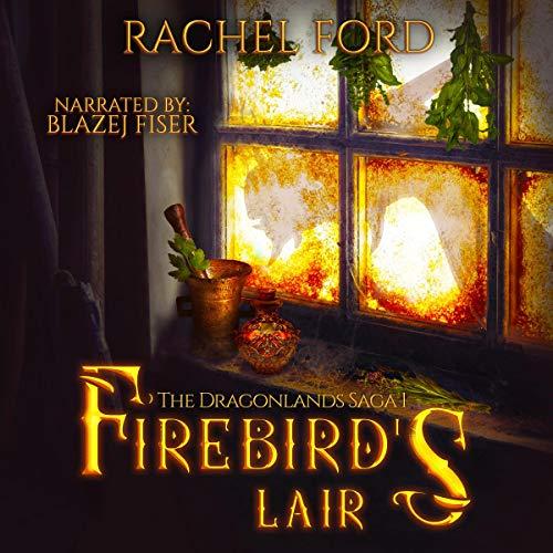 Firebird's Lair cover art