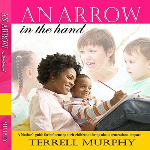 An Arrow in the Hand audiobook cover art