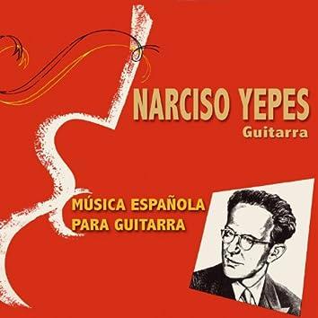 Música Española para Guitarra