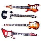 Stylo à bille Guitare électrique, vendu à l'unité
