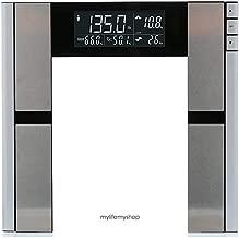 My Life My Shop Digital Body AnalyzerScale- Scale forbody weight, Body Fat, Muscle Mass,..