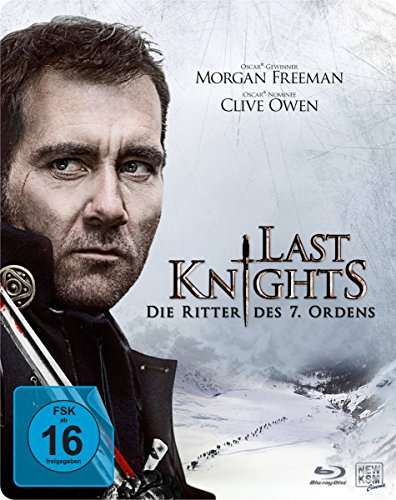 Last Knights - Die Ritter des 7. Ordens (Steelbook) [Blu-ray] [Francia]