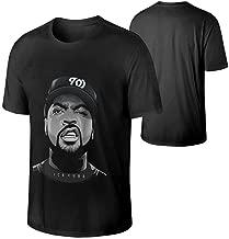 Ice Cube Mens Tshirts Mans Tees Black