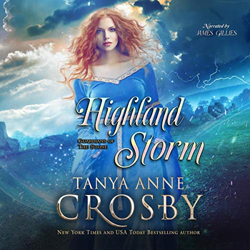 Highland Storm: Guardians of the Stone, Book 3