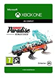 BURNOUT Paradise REMASTERED | Xbox One - Code Jeu à Télécharger