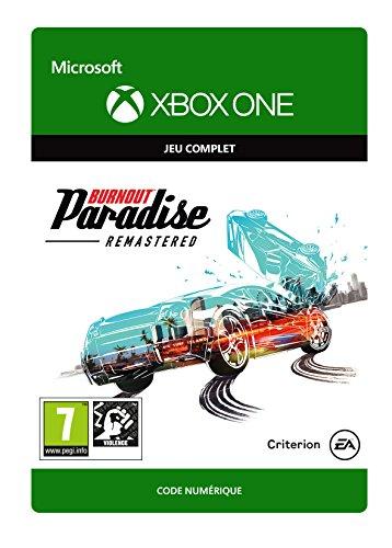 BURNOUT Paradise REMASTERED   Xbox One - Code Jeu à Télécharger
