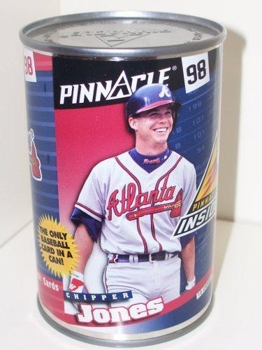 Pinnacle 98 Inside Baseball-Karten in Einer versiegelten Dose