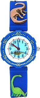 Hemobllo Kids Quartz Watch Students Analog Watch Waterproof Time Teacher Wrist Watches for Kids Children School Use (Grey)