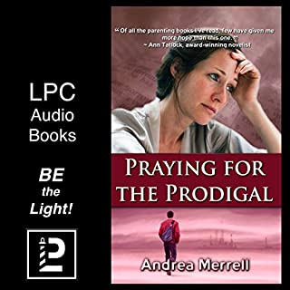 Praying for the Prodigal audiobook cover art