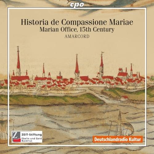 Marienoffizium aus Hamburg / Historia de Compassione Mariae 15th Century