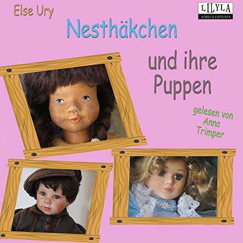 Nesthäkchen und ihre Puppen 1 Titelbild