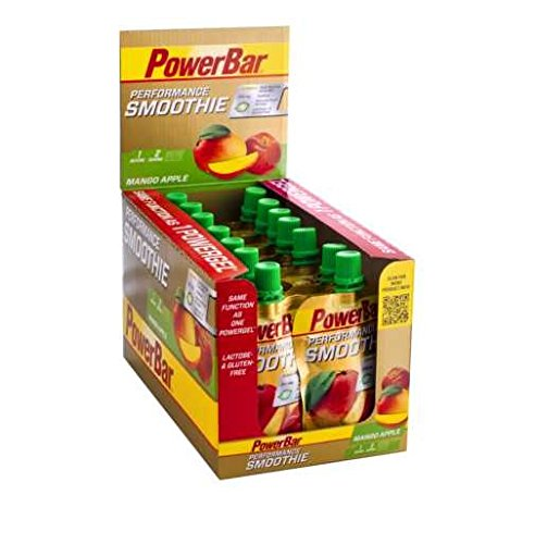 PowerBar Performance Smoothie 16 x 90g Beutel Mix-Box