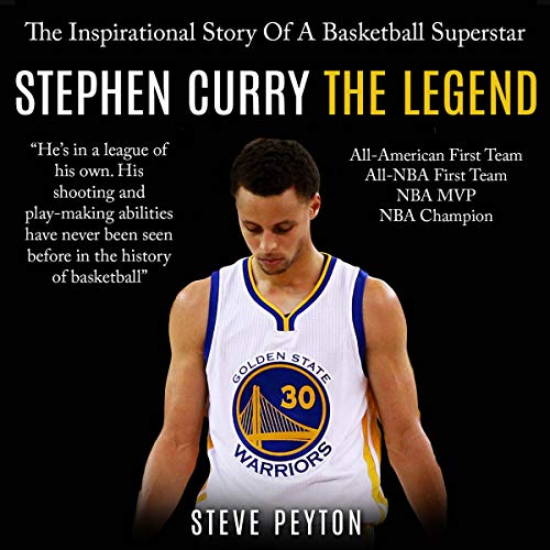 Stephen Curry cover art