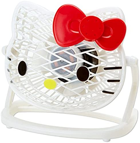 genuina alta calidad Hello Kitty Kitty Kitty USB Fan Pearl blanco  costo real