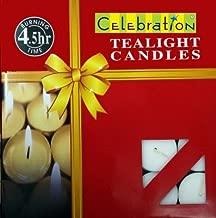 Inspiration World Tealight Bunch Set /100