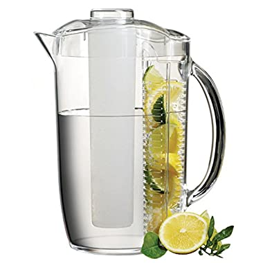 Prodyne Iced Fruit Infusion Pitcher