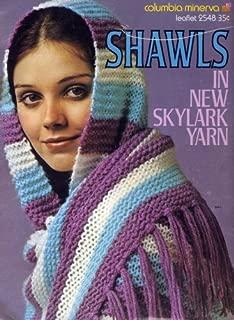 Shawls in New Skylark Yarn (Leaflet # 2548)