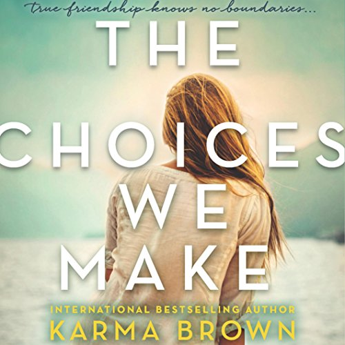 The Choices We Make audiobook cover art