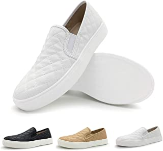 Women's Classic Slip-on Loafers Shoes Fashion Sneakers Shoes