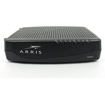 Arris TM822G ARRIS Touchstone Telephony Internet /& Voice Cable Modem Tested!