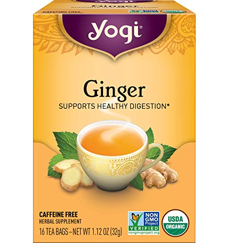 Yogi Teas Ginger