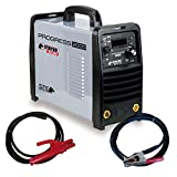 STAYER 1.893 - INVERTER MMA Soldadura por Electrodo PROGRESS 60% 200A 6mm 6kg KVA6...