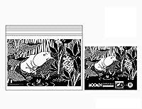 ジッパーバック:ひとりぼっちのムーミン(B6size 15枚入)