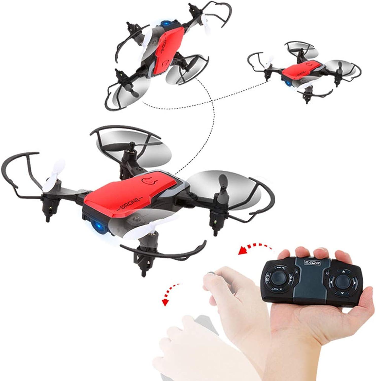Tiao Faltbare Fernbedienung Drohne, 2 Millionen Weitwinkel, WiFi Feste Gravitationsempfindung Echtzeit-Luft-Drohnen-Modell, geeignet für Kinder, Spielzeug-Fernbedienung