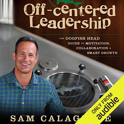 Off-Centered Leadership audiobook cover art