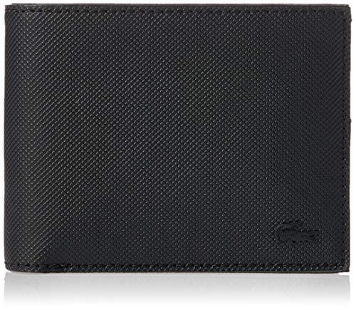 Lacoste Nh2308hc Sac et Portefeuille Femme, Noir (Black), 2x9x11 cm (W x H x L)