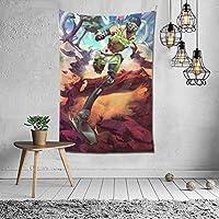 APEX LEGENDS エーペックスレジェンズ タペストリー ポスター かわいい 壁飾り 多機能壁掛け 装飾布 おしゃれ 個性ギフト寝室 新築祝い 結婚祝い プレゼント 壁掛け 約(152cm*102cm)