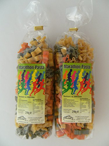 Pfalznudel Streuteile Läufer aus Nudelteig, 2X 250 g, Nudeln, Pasta, Dekoration, Delikatesse