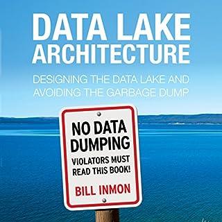 Data Lake Architecture audiobook cover art