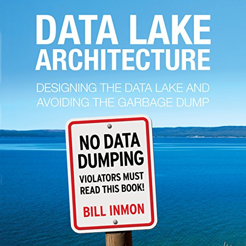 Data Lake Architecture cover art