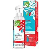 Only Natural Pet Pure and Clean Gentle Grooming Spray for Dogs - Green Tea and Mandarin Orange Scent - 12 Fl Oz