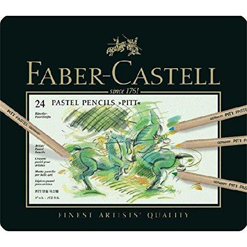 Faber-Castell/Fine Art de escritura rotuladores, lápices y goma pluma 112124 m by Faber Castell