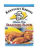 Kentucky Kernel Gluten Free Seasoned Flour, 10 Ounce (Pack of 6)