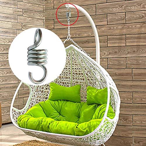 YSHTAN Lente Haak Camping Apparatuur Hangmat Duurzame Uitbreiding Lente Haak voor Hangstoel Hangende Punch Bag Accessoires