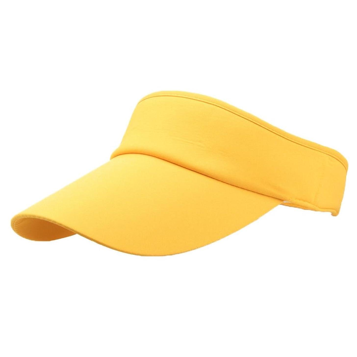 Napoo-Hat Men Women Classic Solid Sport Headband Sun Sports Visor Hat Cap