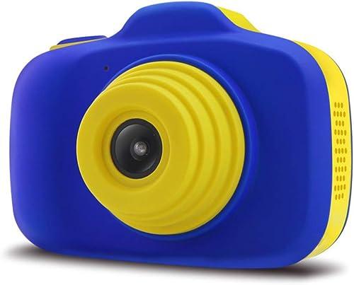 Nuevos productos de artículos novedosos. Cámaras duales Cámara Cámara Cámara Digital Inteligente para Niños, 12.0MP HD Grabañora de Video Cámara de acción para Niños Cumpleaños Festival Regaños Juguetes para Niños Mini 2.3 LCD,azul  nueva gama alta exclusiva