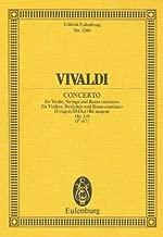 Concerto Grosso in D Major, Op. 3/9, RV 230/PV 147: L'Estro Armonico (Edition Eulenburg)
